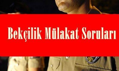 polis bekci asker